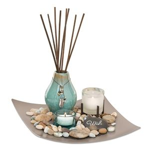 NEW 5-piece reed diffuser set
